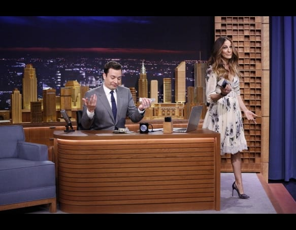 Sarah Jessica Parker on The Tonight Show
