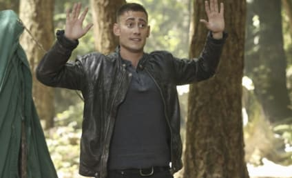 How The OUAT Writers Screwed Over Will Scarlet
