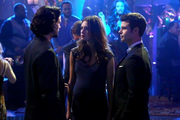 Elijah, Jackson and Hayley