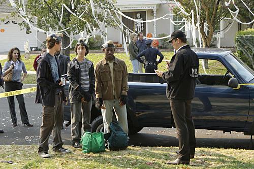 Halloween on NCIS