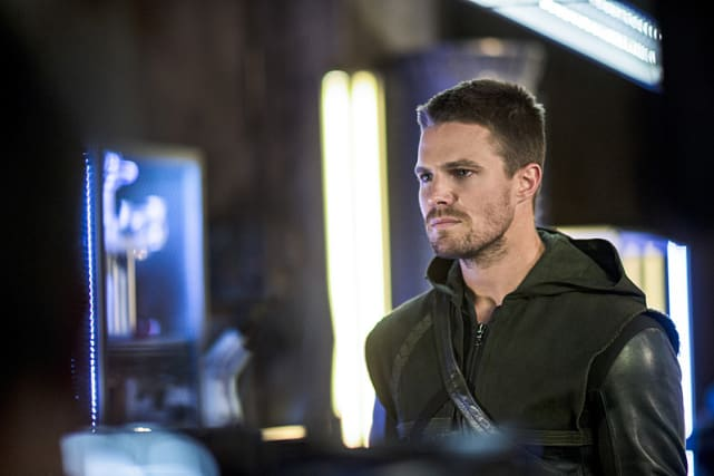Now What? - Arrow Season 3 Episode 4