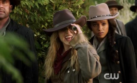 """DC's Legends of Tomorrow Promo """"Outlaw Country"""""""
