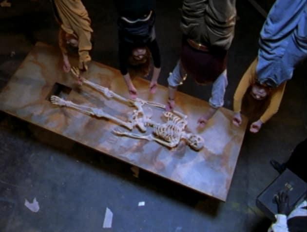 The Ritual - Buffy the Vampire Slayer Season 2 Episode 1