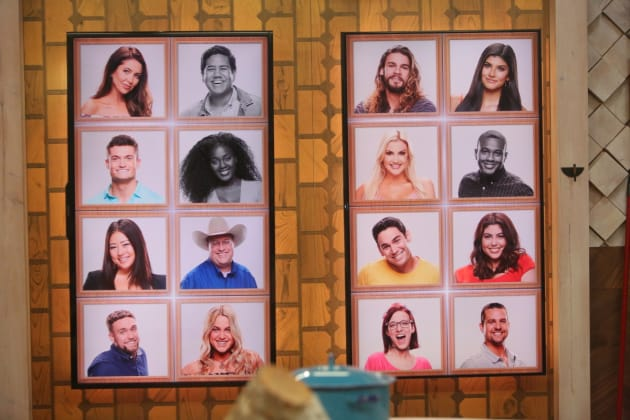 BB 21 Houseguests - Big Brother