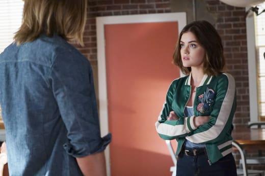 Jaria! - Pretty Little Liars Season 7 Episode 9