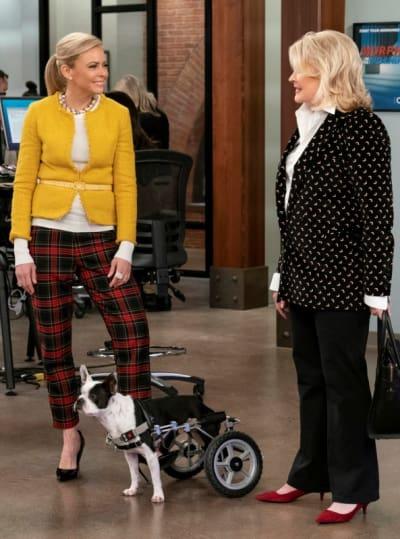Adopt a Dog - Tall - Murphy Brown Season 11 Episode 11