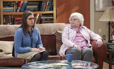 Meemaw is NOT Impressed - The Big Bang Theory Season 9 Episode 14