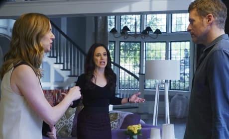 Emily Stands Up to David - Revenge Season 4 Episode 11