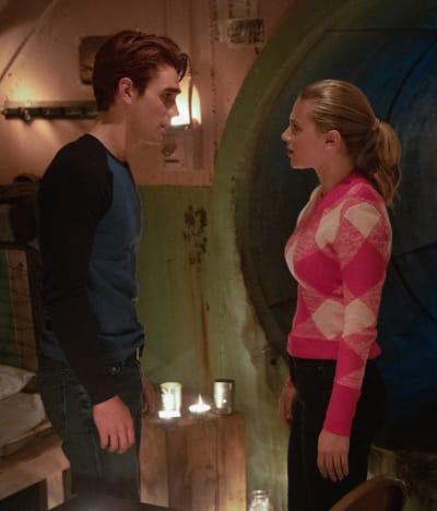 Barchie Rendevouz - Riverdale Season 4 Episode 18