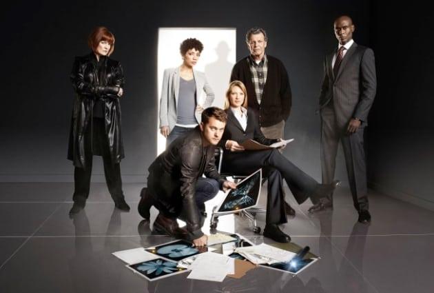 Fringe Cast Photo