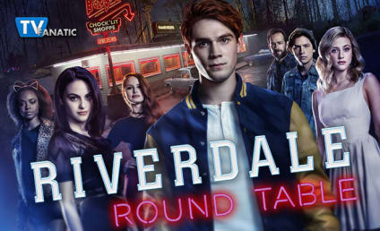Riverdale Round Table: Will The Town Survive Being Quarantined?