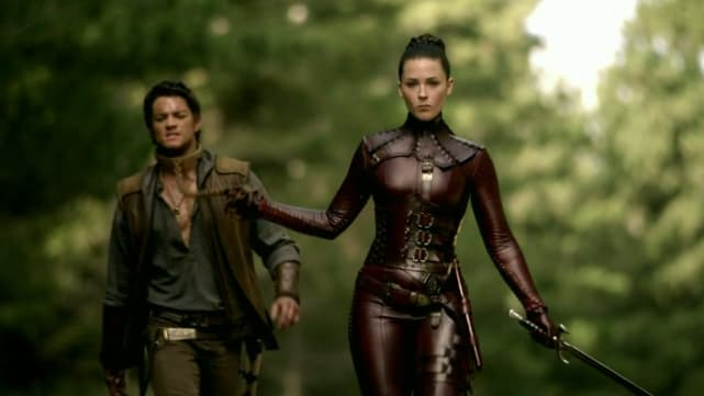 Kahlan & Richard (Legend Of The Seeker)