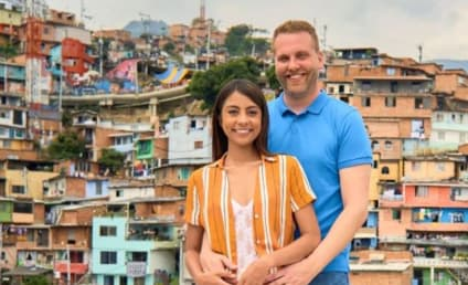 90 Day Fiance's Tim Clarkson and Melyza Zeta: It's Over!