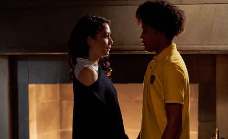 MG's Love Interest - Legacies Season 1 Episode 1