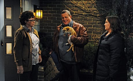 Mike, Molly & Dog