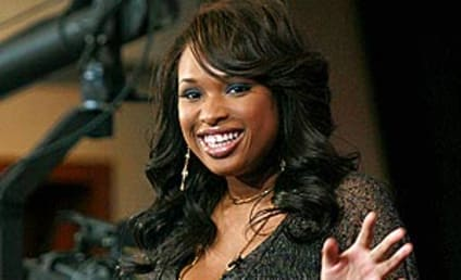 American Idol Picture of the Day: Jennifer Hudson Shines