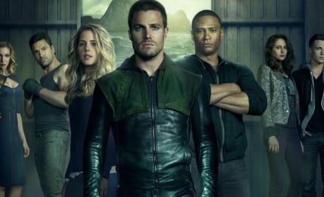 Arrow Cast Reacts to News of the Show's Final Season
