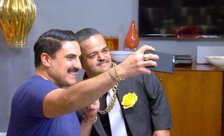 Shahs Selfie - Shahs of Sunset