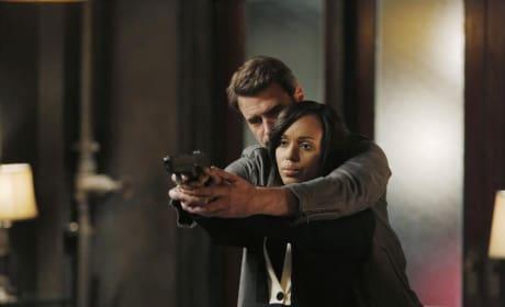Preparing for the Kill Shot - Scandal Season 4 Episode 9