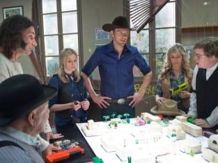 Community Season Finale Review For A Few Paintballs More Tv Fanatic