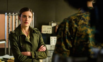 The Code Season 1 Episode 10 Review: Secret Squirrel