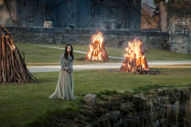 Adelaide Kane as Mary, Queen of Scots