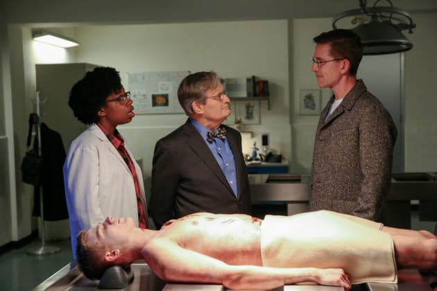 Autopsy Time! - NCIS Season 16 Episode 16