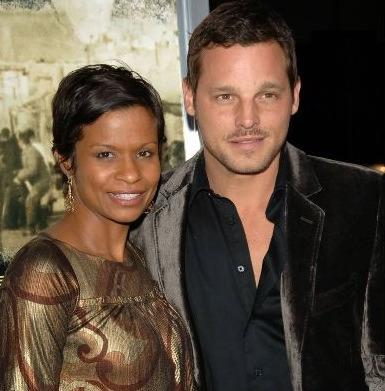 Justin Chambers, Keisha Chambers at Movie Premiere - TV ...