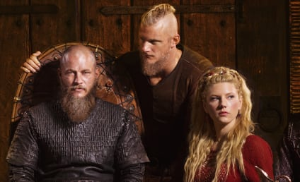 Vikings Renewed; Jonathan Rhys Meyers Joins Season 5!