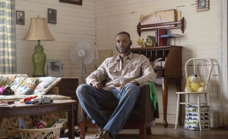 Ralph Angel Is Stunned - Queen Sugar Season 3 Episode 4