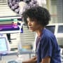 Kelly McCreary on Grey's Anatomy Season 11 Episode 1
