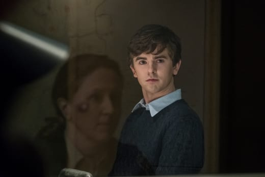 Norman - Bates Motel Season 5 Episode 8
