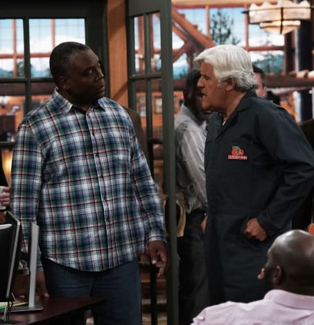 Chuck Joe - Last Man Standing Season 7 Episode 3