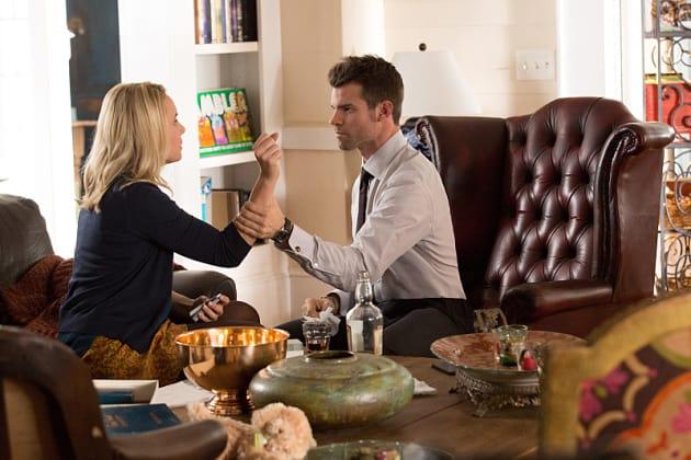 Elijah and Cami - The Originals Season 2 Episode 10