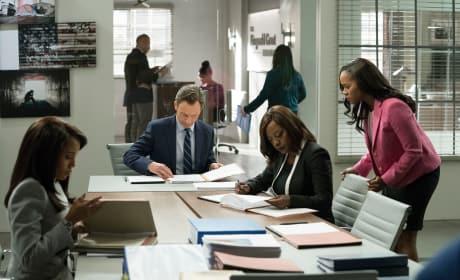 Getting to Work - Scandal Season 7 Episode 12