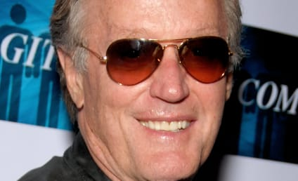 Peter Fonda to Guest Star on CSI: NY