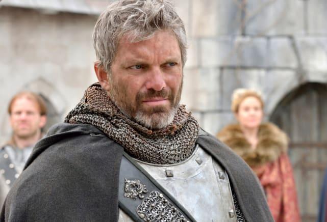 The Duke of Guise Looks Skeptical