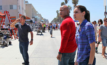 "NCIS: Los Angeles Season 2 Premere Pics: ""Human Traffic"""