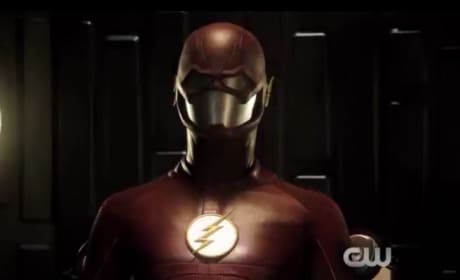 The Flash Teaser: Leave Em Wanting More...