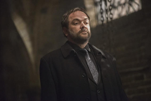 Crowley's got a plan - Supernatural Season 12 Episode 15