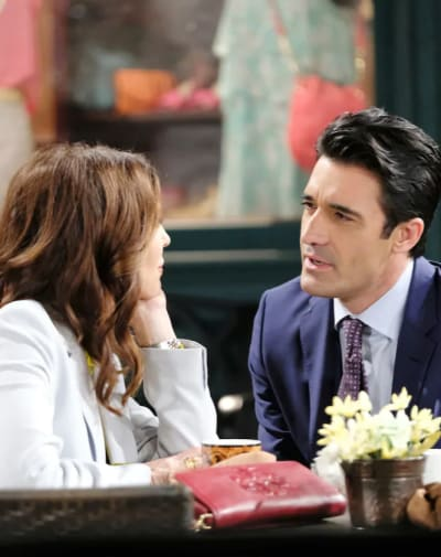 The Man She Couldn't Trust - Days of Our Lives