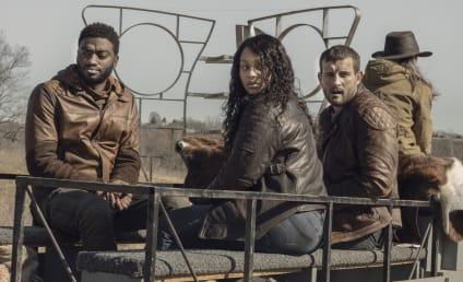 The Walking Dead World Beyond Cast Talks Final Season, Jadis, & More!