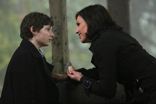 Henry and Regina