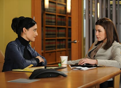 Where to watch the good wife season 1