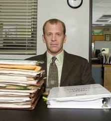 Toby Flenderson Quotes - Page 3 - TV Fanatic