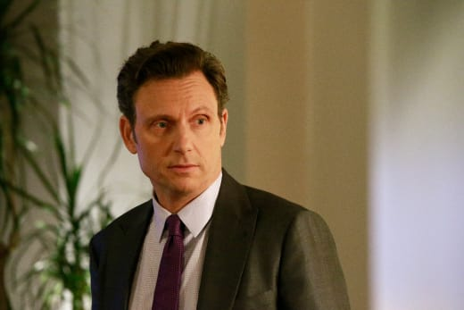 Fitz Is Not Impressed - Scandal Season 6 Episode 10