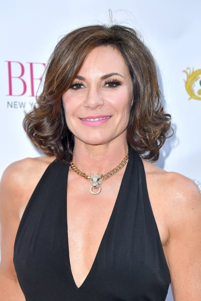Luann de Lesseps Attends Bella New York Event