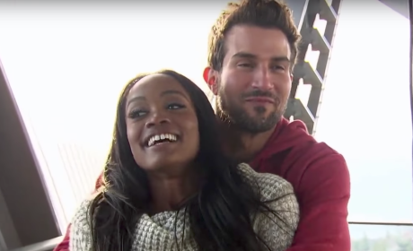 Rachel Lindsay on a Date - The Bachelorette