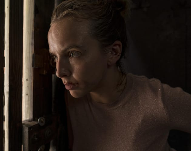 Waiting for her Move - Killing Eve