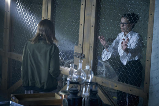 Cosima Locked Up — Orphan Black Season 5 Episode 6